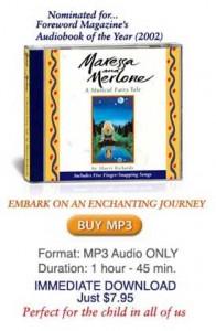 Maressa & Merlone: A Musical Fairytale by Shaeri Richards