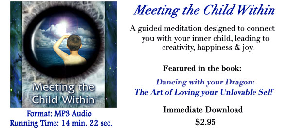 Guided meditation: Meeting the Child Within